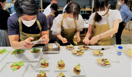 Senshu Water Eggplant Cooking Class