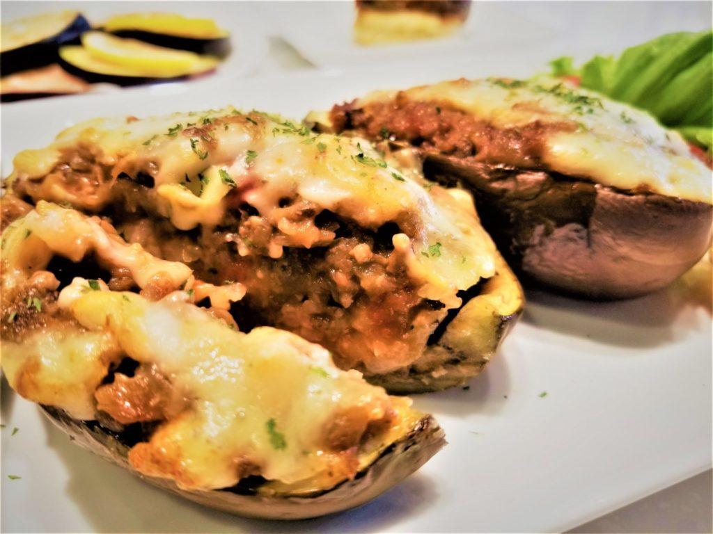 เรียนทำอาหาร ABC Cooking Studio (เมนูมะเขือยาวของดีย่าน Senshu,Osaka)