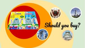 Should you buy Osaka Visitor Pass?