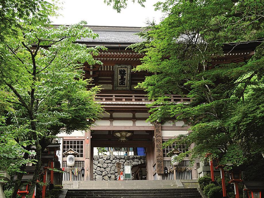 เที่ยววัดคุรามะด้วยตัวเอง (Kurama Temple)