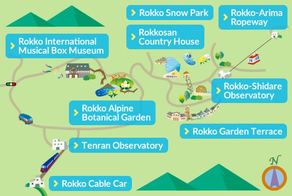 Mt. Rokko Guide