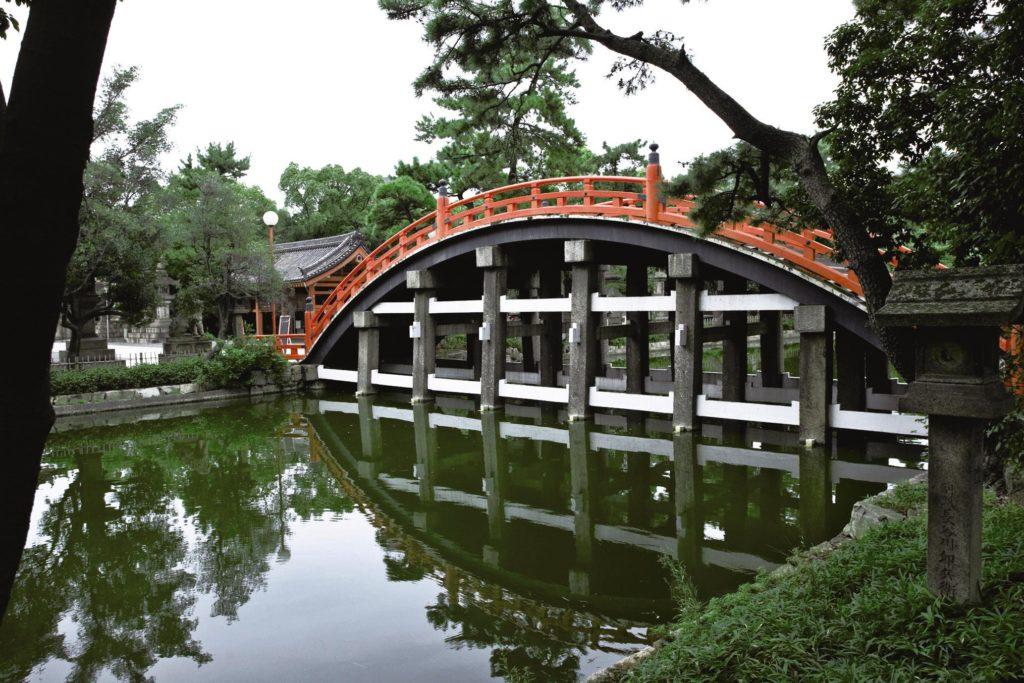 Sumiyoshi Taisha Guide