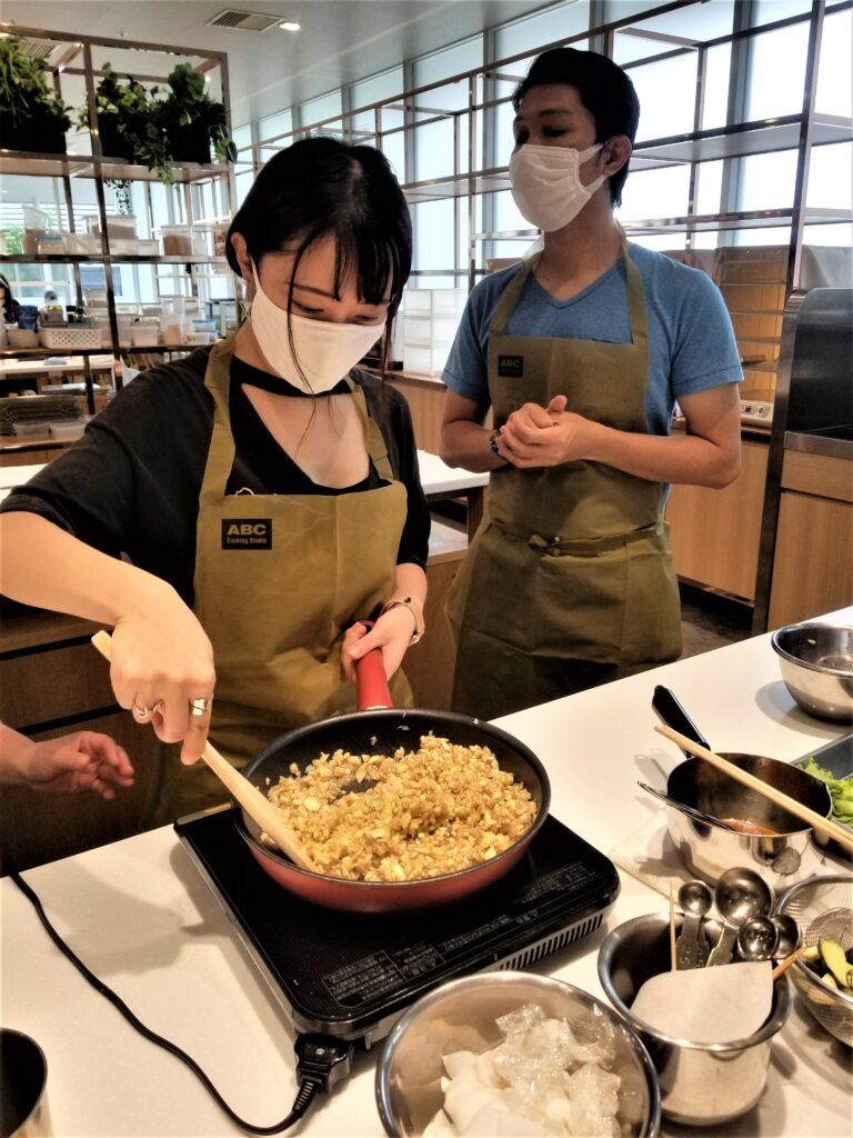 大阪烹饪课程(泉州水茄子)