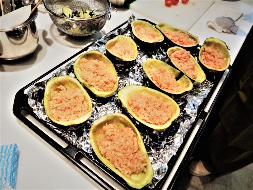 大阪烹飪課程(泉州水茄子)