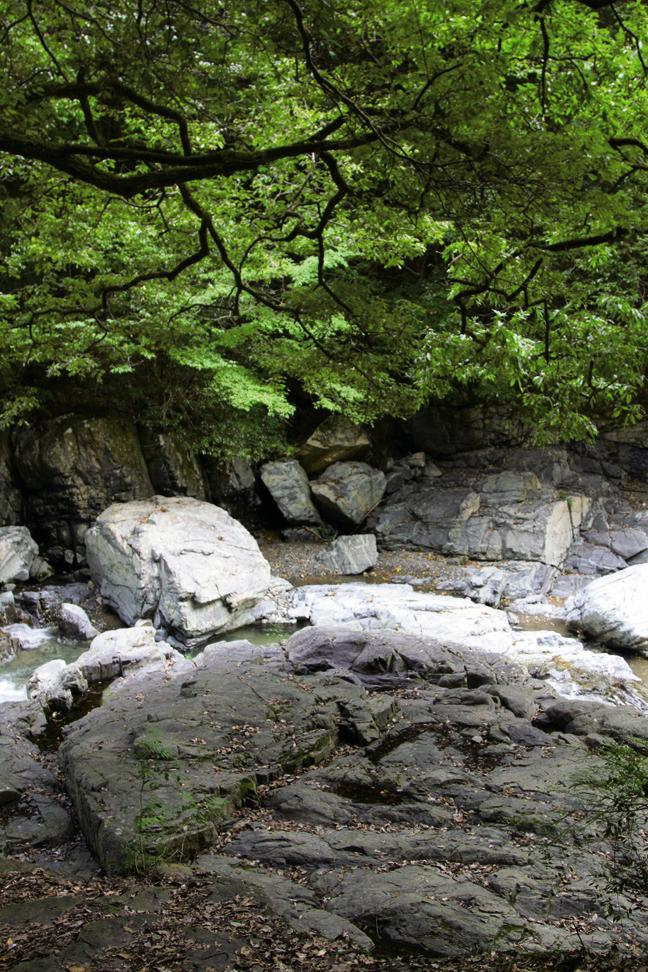 Settsukyo Gorge