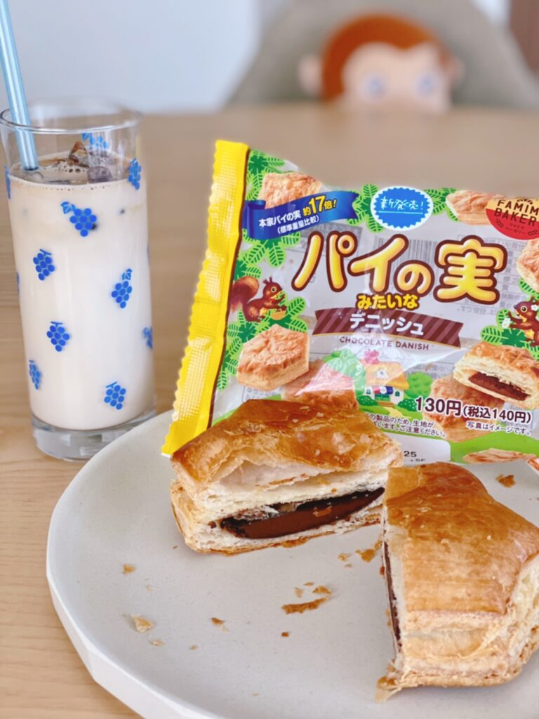 Pie No Mi Japanese Snack