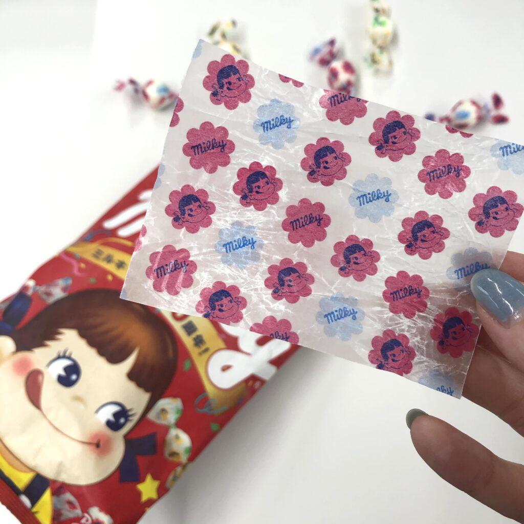 Japanese Lucky Charm: Milky Candy's Peko-chan