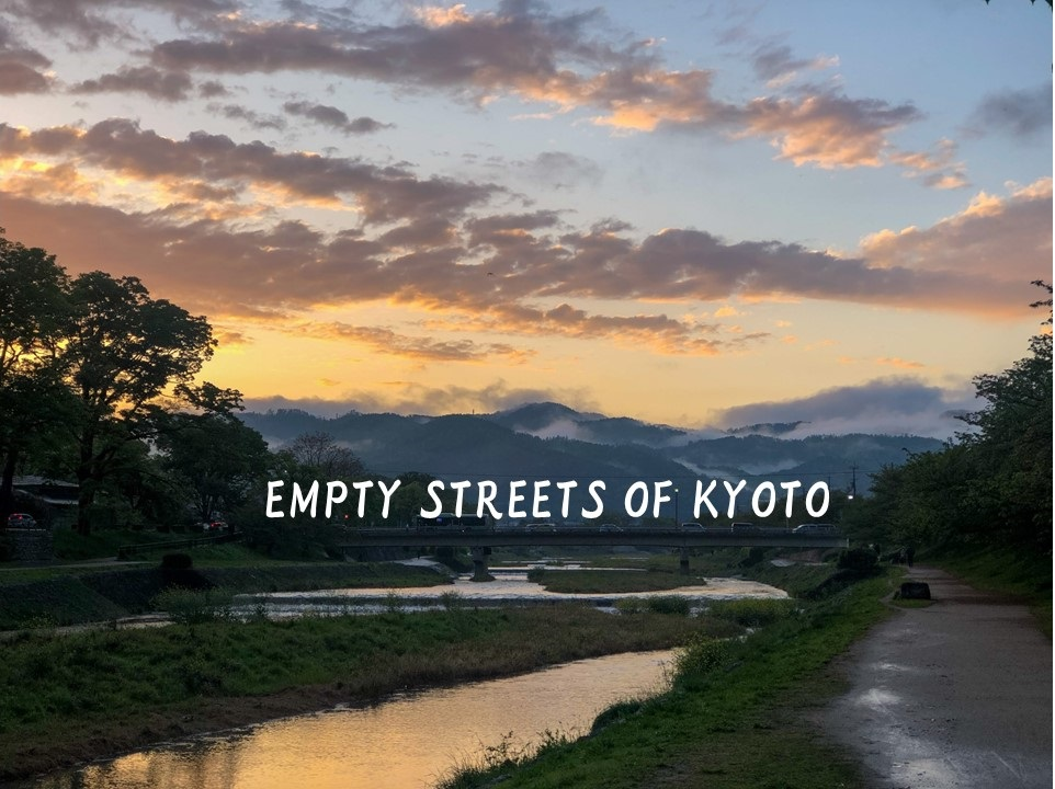 Kyoto During COVID19: Empty Streets And Quiet Breeze (With Video)