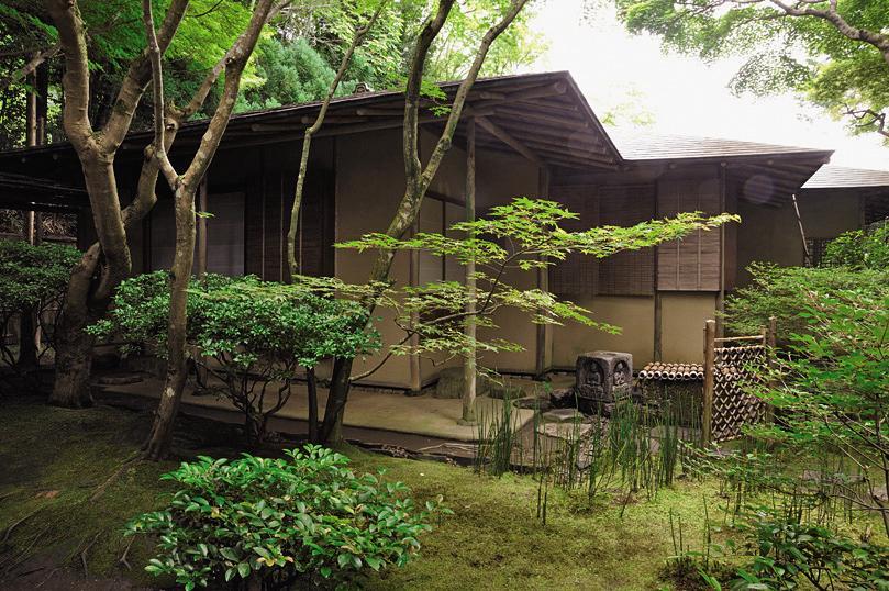 Kano Shojuan Kyoto Chashitsuto