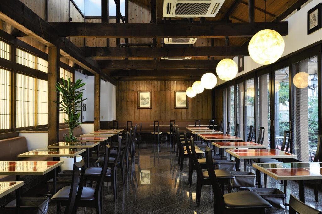 Nakamura Toukichi Main branch Kyoto