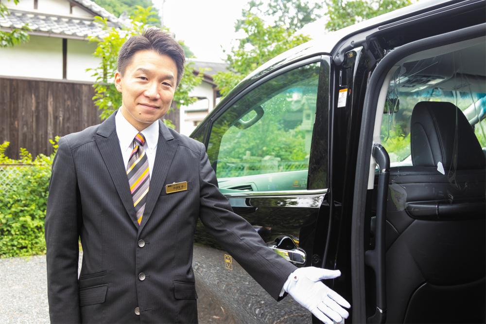 MK taxi Driver