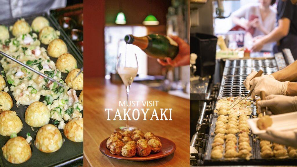 Takoyaki: 3 Must Visit Places in Osaka