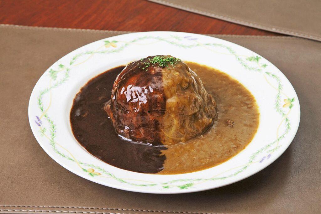 Grill Maruyoshi  Omurice