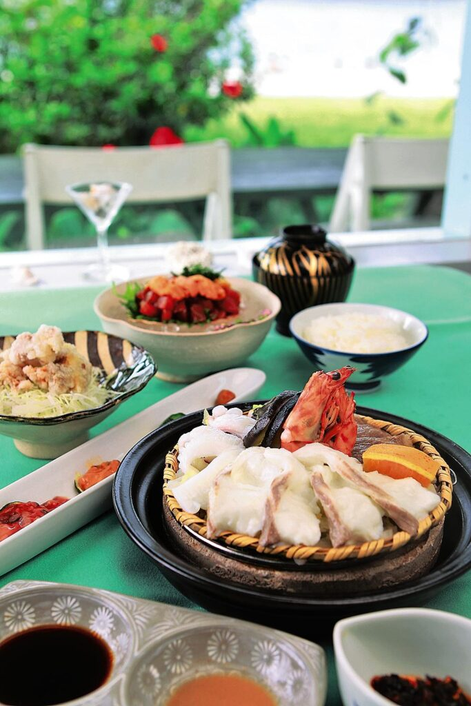 Seafood Cuisine Jinrikki