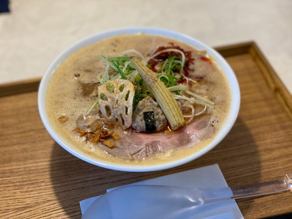 Unique Ramen Osaka