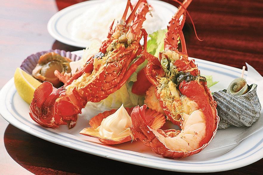 Lobster and Fresh Fish Cuisine Sangosho