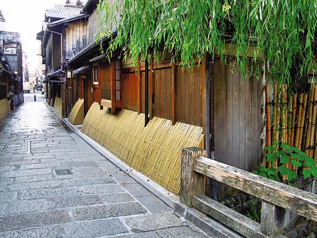 Minami Shirakawa Street