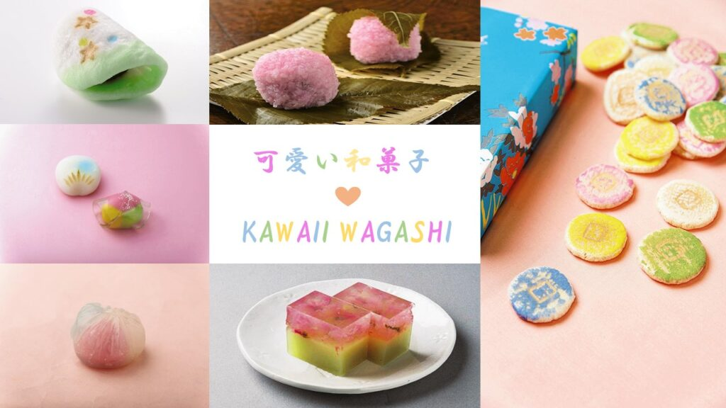 Kawaii Wagashi: 5 Places To Get Cute Traditional Japanese Sweets In Kansai