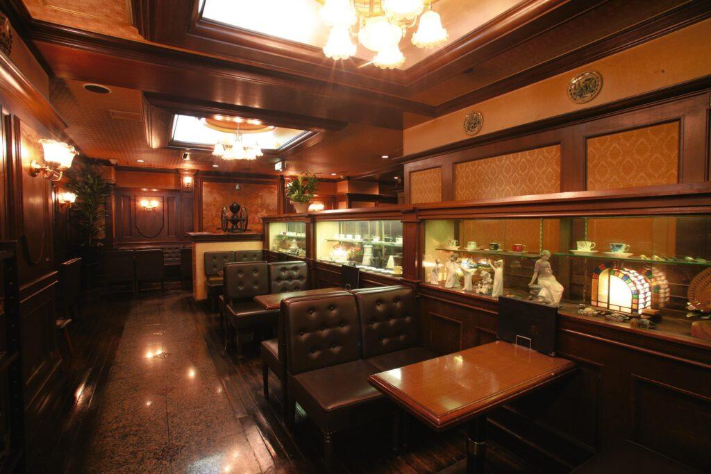 Osaka retro Cafe Marufuku