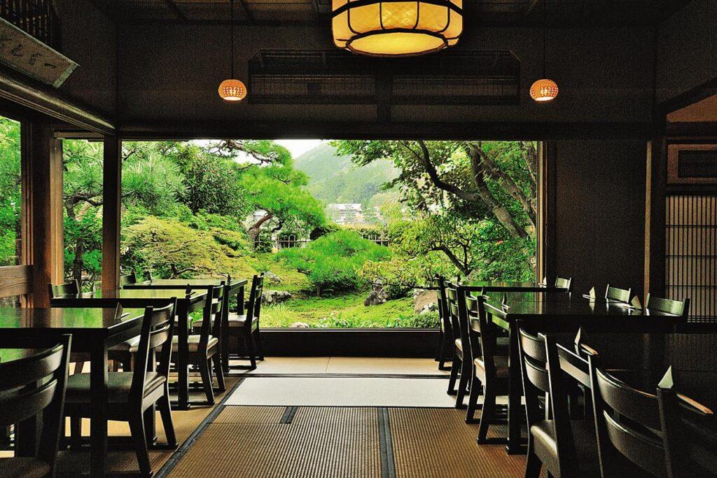 Tofu Cuisine Matsugae Arashiyama