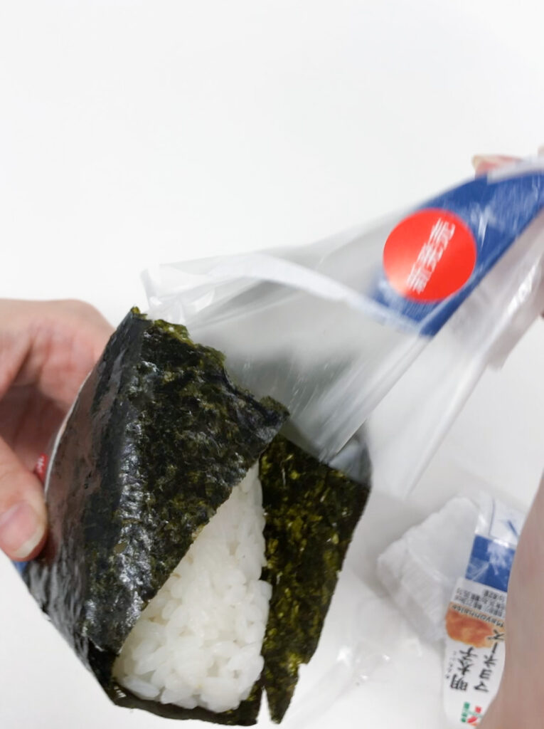 Japanese Convenient Store Onigiri