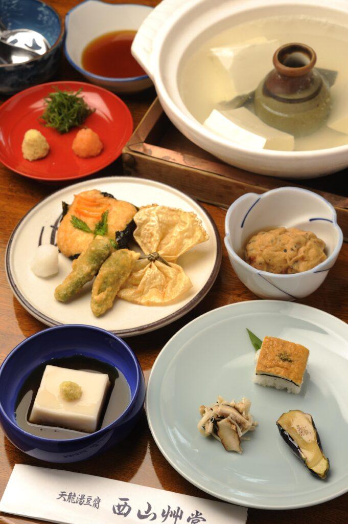 Tofu Cuisine Seizan Soudou